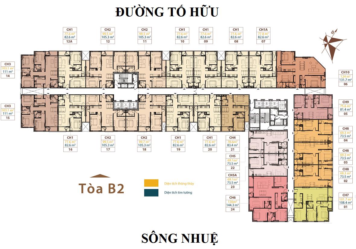 mat-bang-chung-cu-roman-plaza